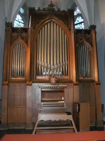 Orgel Warbeyen
