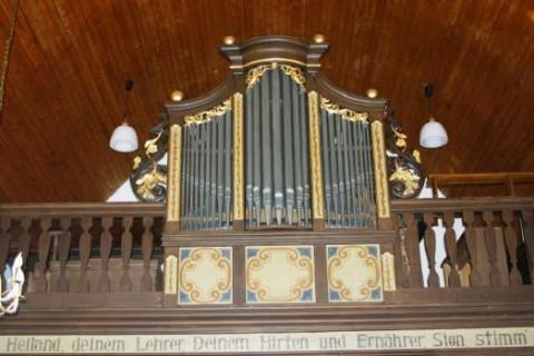Heynemann-Orgel, St. Martinus, Bimmen
